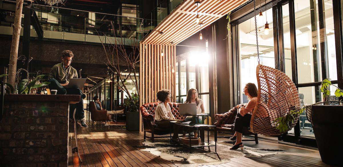 Neue Bürokonzepte fördern die Unternehmenskultur